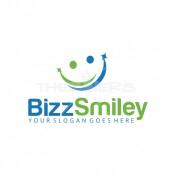 Smiley Moon Elegant Education Logo Template