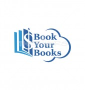 Dollar Book Accounts & Financial Logo Template