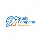 Mind Study Creative premade Logo Template