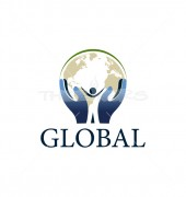 Global Combination Creation Logo Template