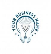 Virtual Combination Manufacturing Premade Logo Design