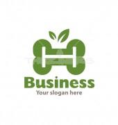Healthy Dog Food Premade Animal Logo Design