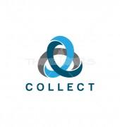 Collect Infinity Premade Non Profit Logo Design