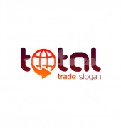 Total Trade Premade Abstract Product Logo Design