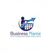 Growing Study Premade Community Logo Design