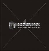 LC Silver Non Profit Networking Logo Template