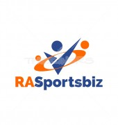 RA Sports Team Creation Logo Template