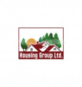 Natural Scenery Housing Logo Template