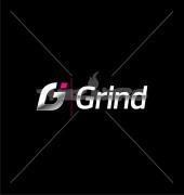 G Letter Grind Alphabetical Logo Template