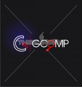 GO Letter Splash Stylish Comp Logo Template