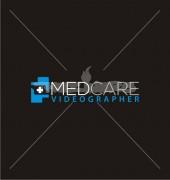 Videographer Med Care Elite Medical Logo Template