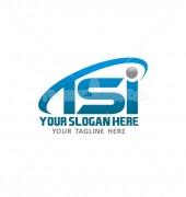 Global Circulation Premade Manufacturing Logo Design