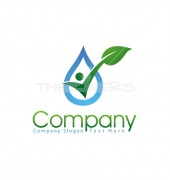 Environment Global Services  Logo Template