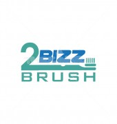Tooth Brush Business Healthcare Logo Template
