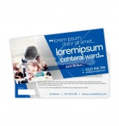 Election Promotion DL Flyer Template