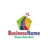 Study Achievement Star Child Care Premade Logo Template