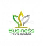 Creative Leaves NGO Logo Template