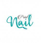 Print Nail Media Premade Logo Design