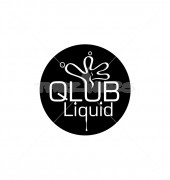 Liquid Drops Splashing Restaurant Logo Template