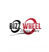 Wheel Roll Premade Creative Product Logo Symbol