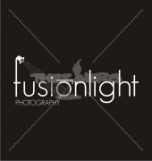 F Letter Disco Light Design Template