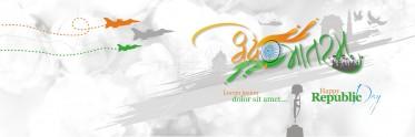 Vande Matram Social Banner Template