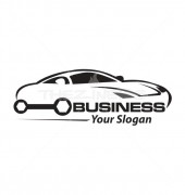 Cool Car Logo Template