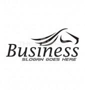 Horse Riding Logo Template