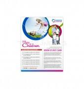 Family Medical Health Flyer Template
