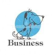 Dog Day Care Creative Logo Template