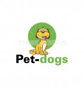Dog Premade Logo Design