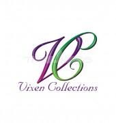 V C Company Vector Logo Template