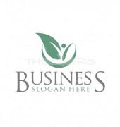 Health Company Elegant Healthcare Solutions Logo Design